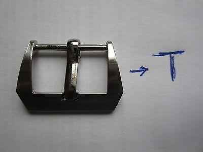 18mm-20mm-22mm Correa Reloj cuero BUND Pulsera Leather Watch Band Strap 9