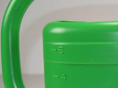 Bradas Gießkanne 2,5L 5L 10L Gartengießkanne Blumengießkanne grün