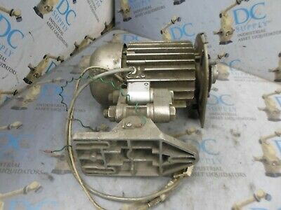 Quick Rotan  Synchro 6040 4000/Min 190-240 V 600 W 1 Ph 5.5 A Synchro Motor #6 7