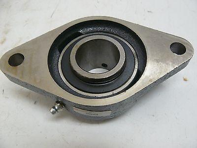 "Browning VF2S-116M 1"" 2 Bolt flange bearing Set Screw"