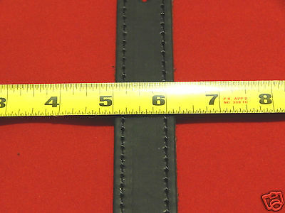 Leather Handles For Camel Back Trunk  Kit With Loops 4