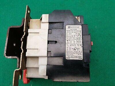 LC1D633 Telemecanique  Contactor 110 VAC Coil 80 Amp 37 Kw 3