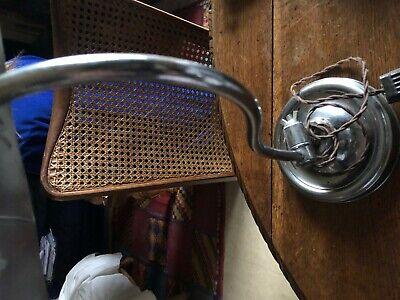 Lampe De Bureau Ancienne Notaire Banquier Art Deco 4