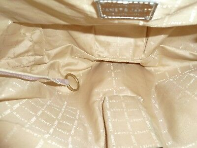 accc5f609f ... Janet & Janet Sac en cuir véritable rose / Janet&Janet genuine pink  leather ...