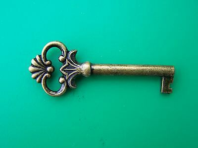 Keys, Antique Style Key, Cabinet Lock Keys, Brass