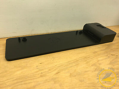 HP 90W 2013 EliteBook UltraSlim Laptop Docking Station D9Y32AA#ABA-2 x DPs + AC 5