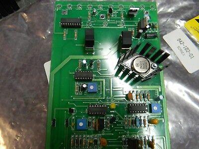 New  Control Card/Pcb Cb50-100 Rev. 2.0 5