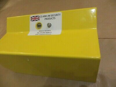 Ford Transit Van Anti-Theft Car Pedal box Lock For Other Vehicles Message Me 5