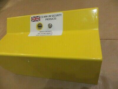 Mercedes sprinter iveco Van Anti Theft van Pedal box Lock For Other Vehicles 5