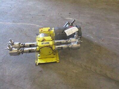 Linc-Milton Roy Pump Cat:cl5023A #8281243H Used 4