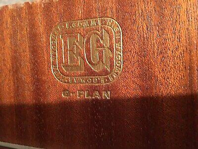 """G-plan"" double wardrobe - varnished oak colour 5"