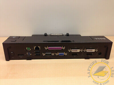 Dell PR02X USB 3.0 E-Port Plus ll Docking Station 3