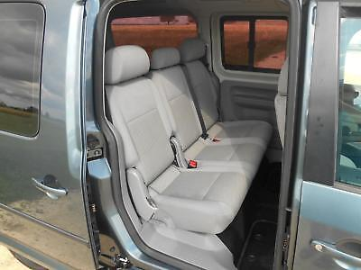 2010  Volkswagen Caddy Maxi Life  7 Seat Wheelchair Accessible Disabled Vehicle