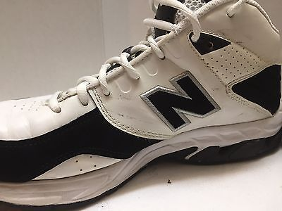 93d0f6cbfb08d 4 4 of 12 New Balance 581 Men's Basketball Shoes Size 8 BB581WB Excellent  LOOK! ****