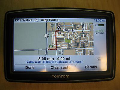 TOMTOM XXL IQ Routes Edition GPS Receiver - $42.00 | PicClick