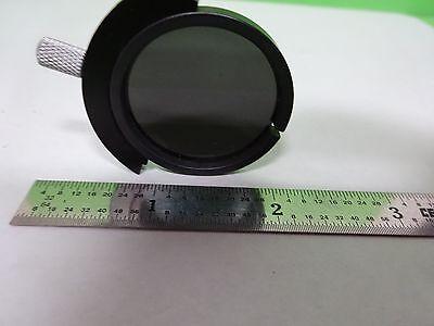 Microscope Pièce ND Densité Neutre Filtre Slide Optiques Tel Quel Bin #Y2-52 4