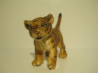 14319 Schleich Tiger: Tiger Cub, playing  ref:1D227 6
