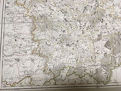 Imperial Russia / Livland/Latvia/Estonia/ Der Wendensche Kreis 1798 /ORIGINAL! 7