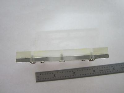 Microscope Réticule Roger Sherman Résolution Cible Microns Optiques Tel Quel Bin 7