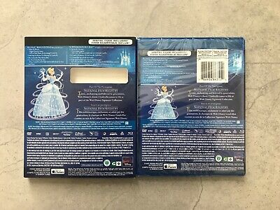 Cinderella: Anniversary Edition (Blu-ray + DVD + Digital, Bilingual) 2