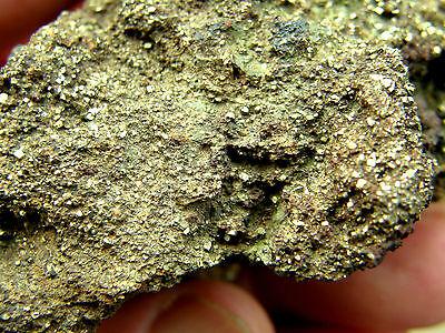 "Minerales "" Excelente Mineral De Piritas Matriz Corta De San Valentin- 10A14 "" 3"