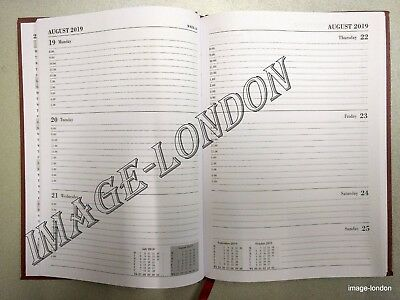 2019 2020 Academic Diary A4/ A5 Page a day or week to view mid year Diary 6