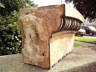 Terra Cotta Stone Old Chicago Saint Boniface School. Architectural Salvage. 5
