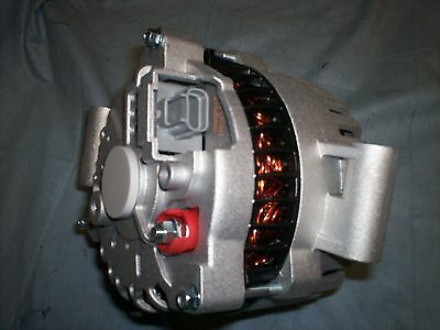 Alternator High Output Ford F-Series F550 E450 Super-Duty 6.0L V8 2005-2006 2007 3