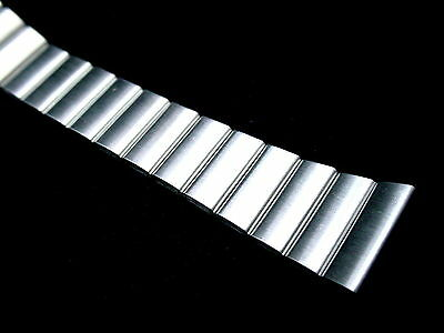 Seiko Ladies Stainless Steel Vintage Watch Band Deployment Clasp 14mm New Old St 3