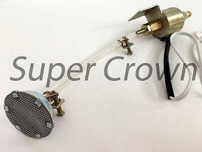"""CNC YEM-2501 Continuous Solenoid Lubrication Pump, 110V/1P/60HZ, 7.28"""" Length CE"""