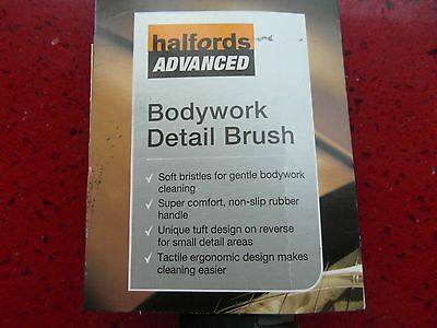 72 Car Bodywork Detail Brushes 4