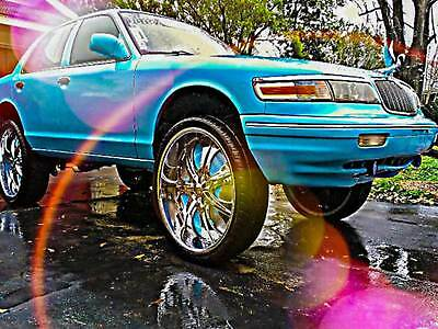 Crown Vic Donk Lift Kit 79 91 For Marquis Town Car Ltd 22 24 26 Rims