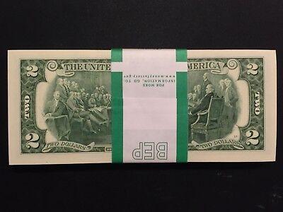 2013 Star Note ,San Francisco $ 2 Dollar Bills ,uncirculated,consecutive