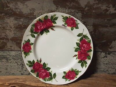"Paragon China Tea trio  ""Six World Famous Roses"" Oriana 2"
