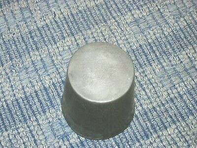 Antique Pewter Cup 5