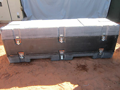 "Lifetime Expandable Storage Container 94""x27""x15"" 8"