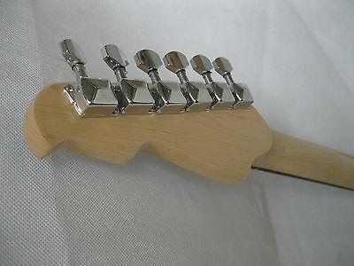 Optik ! E-Gitarre Matt Blau - Pickup Glanz Schwarz - Elektrogitarre - Tremolo -# 5
