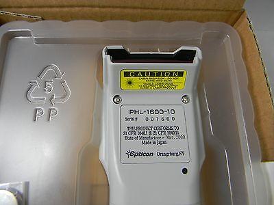 Opticon PHL-1600-10 Portable Data Terminal (PHL1600) 4