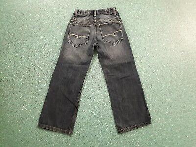 "Next Loose Jeans Waist 26"" Leg 24"" Dark Blue Faded Boys 10Yrs Jeans 2"