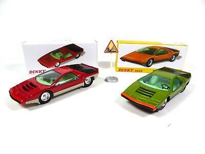 Coffret Collector Alfa Roméo Carabo Bertone DINKY TOYS Voiture Miniature MB101 3