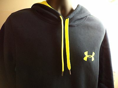 ... Under Armour Men Storm Armour Fleece Size S-2XL Game Time Small Logo  Hoodie 4 e95d022d7245