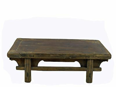 Reclaimed Wood Shandong Accent Table or Coffee Table 1 2