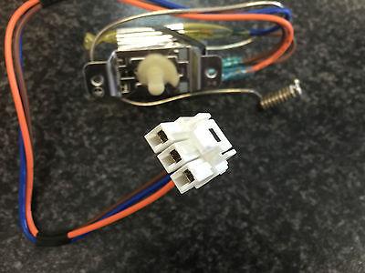 Electrolux Fridge Thermostat  Bu-246 Etm4200Sb Etm5200Wb Etm4407Sa Etm5207Sa 6