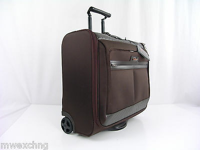 $650.00 Samsonite Black Label Opto Wheeled Garment Bag 3