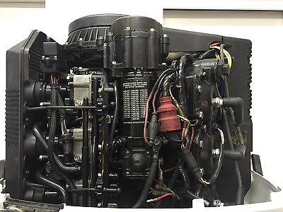 1991 JOHNSON 150-HP 2 Stroke Ocean Pro Outboard Motor 25