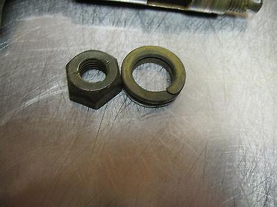Bronze /brass Keg  Tap Spigot  9''  Solid Heavy Mech. Excellent  Original 6