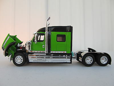 Dcp 1 64 Scale International Lonestar Lime Green Black Tractor Only 3