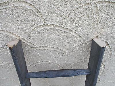 alte Holzleiter(50) Deco Blumenampel Baumleiter Handtuchhalter Kleiderhalter 2