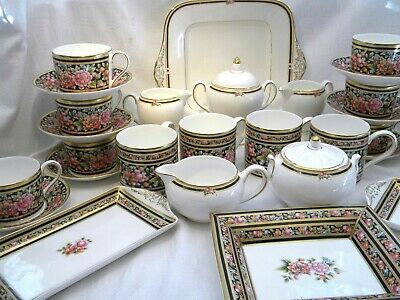 Wedgwood Clio / Accent  Dinner & Tea Service Selection 2