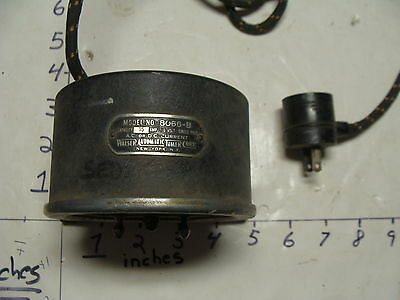ELLI BUK Collection--Vintage Walser Automatic Timer 8066-b for repair 2